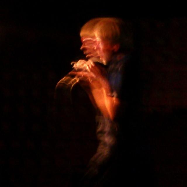 מומוס - הופעה באוזן בר 07.06.2014 צילום גיא רסקין